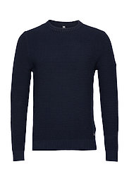 FJORD SWEATER - NAVY