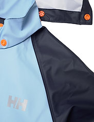 Helly Hansen - K BERGEN PU RAINSET - ensembles - navy - 6