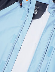 Helly Hansen - K BERGEN PU RAINSET - ensembles - navy - 7