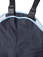 Helly Hansen - K BERGEN PU RAINSET - ensembles - navy - 9