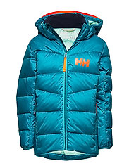 JR ISFJORD DOWN MIX JACKET - BLUE WAVE