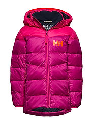 JR ISFJORD DOWN MIX JACKET - FESTIVAL FUCHSIA