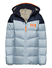 JR ISFJORD DOWN MIX JACKET - ICE BLUE