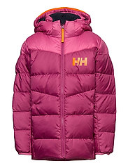 JR ISFJORD DOWN MIX JACKET - MAGENTA HAZE