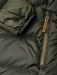 Helly Hansen - JR ISFJORD DOWN MIX JACKET - dunjackor & fodrade jackor - pine green - 5