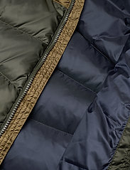 Helly Hansen - JR ISFJORD DOWN MIX JACKET - dunjackor & fodrade jackor - pine green - 6