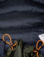 Helly Hansen - JR ISFJORD DOWN MIX JACKET - dunjackor & fodrade jackor - pine green - 8
