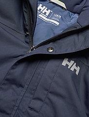 Helly Hansen - JR FELIX PARKA - parkatakit - navy - 7