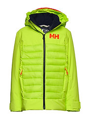 JR SUMMIT JACKET - AZID LIME