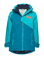 JR CASCADE JACKET - BLUE WAVE