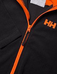 Helly Hansen - JR DAYBREAKER 2.0 JACKET - isolerede jakker - ebony - 2