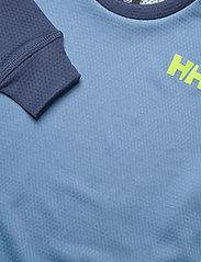 Helly Hansen - JR HH LIFA ACTIVE SET - bielizna komplet - blue fog - 2
