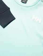 Helly Hansen - JR HH LIFA ACTIVE SET - bielizna komplet - blue tint - 2