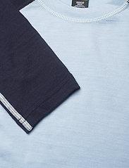 Helly Hansen - JR HH MERINO MID SET - ondergoedsets - ice blue - 4
