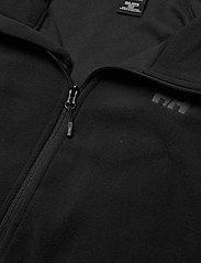 Helly Hansen - DAYBREAKER FLEECE JACKET - fleece - 990 black - 3