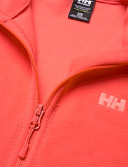 Helly Hansen - W DAYBREAKER FLEECE JACKET - fleece - hot coral - 4