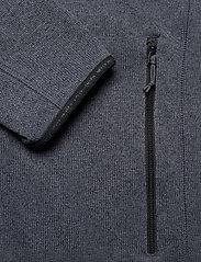 Helly Hansen - VARDE HOODED FLEECE JACKET - basic-sweatshirts - slate - 4