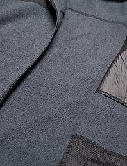 Helly Hansen - VARDE HOODED FLEECE JACKET - basic-sweatshirts - slate - 5