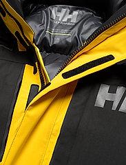 Helly Hansen - EXPEDITION PARKA - friluftsjackor - sulphur - 4