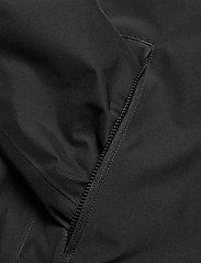 Helly Hansen - W ILLUSION RAIN COAT - manteaux de pluie - black - 5