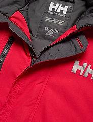 Helly Hansen - SVALBARD PARKA - parki - red - 4