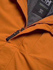 Helly Hansen - URBAN LONG JACKET - insulated jackets - marmalade - 4