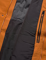 Helly Hansen - URBAN LONG JACKET - insulated jackets - marmalade - 6