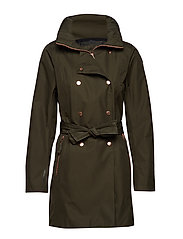 W WELSEY II TRENCH - FOREST NIGHT