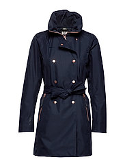 W WELSEY II TRENCH - NAVY