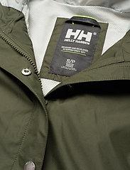 Helly Hansen - W LYNESS II COAT - manteaux de pluie - forest night - 3