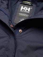 Helly Hansen - W LYNESS II COAT - manteaux de pluie - navy - 3