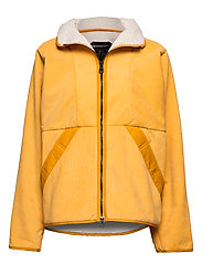 W BELOVED CORD JACKET - GOLDEN GLOW