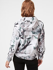 Helly Hansen - W BELFAST II PACKABLE JACKET - manteaux de pluie - cream esra print - 3