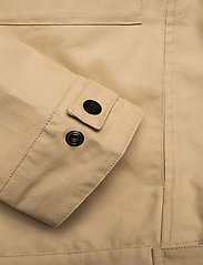 Helly Hansen - HERITAGE CARPENTER JACKET - overshirts - heritage khaki - 6