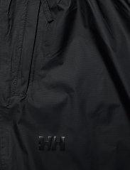 Helly Hansen - W LOKE PANTS - ulkohousut - black - 2