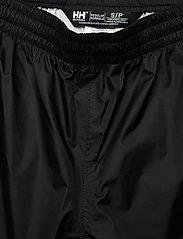 Helly Hansen - W LOKE PANTS - ulkohousut - black - 3