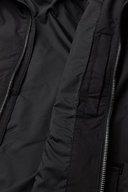 Helly Hansen - HIGHLANDS JACKET - parki - 990 black - 8