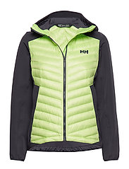 W VERGLAS LIGHT JACKET - LIGHT MINT