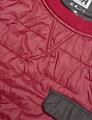Helly Hansen - MOVATN WOOL INS SWEATER - basic-sweatshirts - oxblood - 2