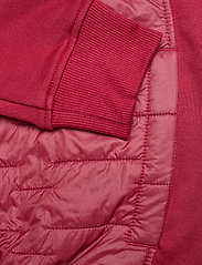Helly Hansen - MOVATN WOOL INS SWEATER - basic-sweatshirts - oxblood - 3