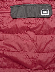 Helly Hansen - MOVATN WOOL INS SWEATER - basic-sweatshirts - oxblood - 4