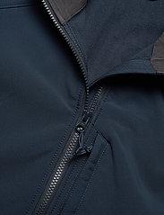 Helly Hansen - W PARAMOUNT SOFTSHELL VEST - puffer vests - 597 navy - 5
