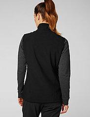 Helly Hansen - W PARAMOUNT SOFTSHELL VEST - puffer vests - 990 black - 3