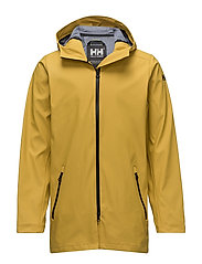 COPENHAGEN RAINCOAT - 344 ESSENTIAL YELLOW