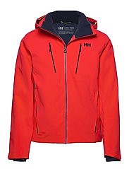ALPHA 3.0 JACKET - ALERT RED