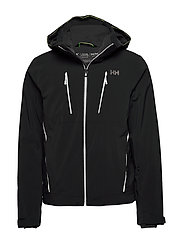 ALPHA 3.0 JACKET - BLACK