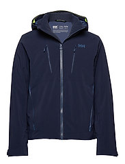 ALPHA 3.0 JACKET - NAVY