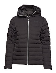 W LIMELIGHT JACKET - BLACK