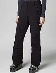 Helly Hansen - W ALPHELIA PANT - insulated pants - black - 0
