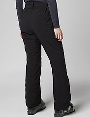 Helly Hansen - W ALPHELIA PANT - insulated pants - black - 3